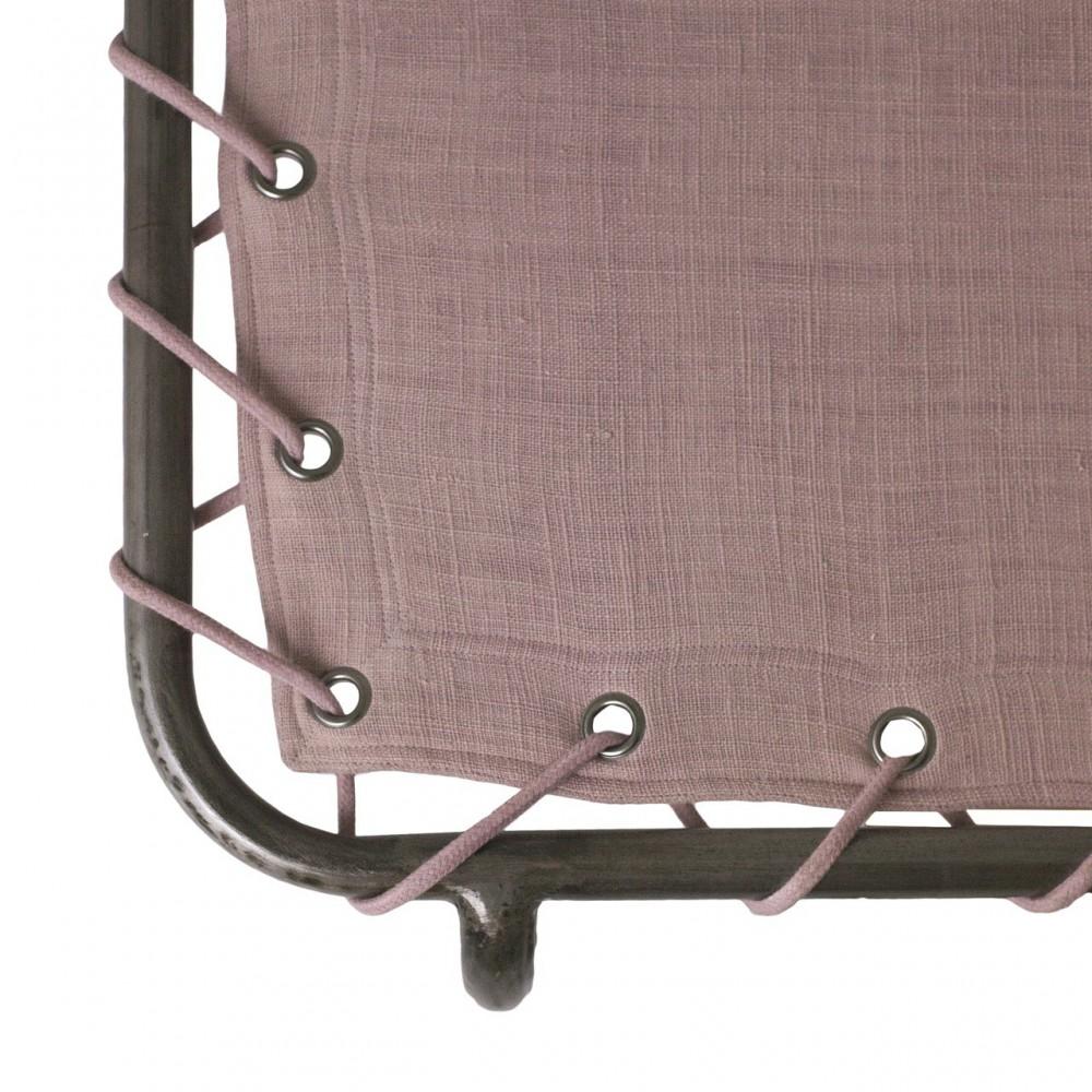 lit de camp enfant vieux rose numero 74 design enfant. Black Bedroom Furniture Sets. Home Design Ideas