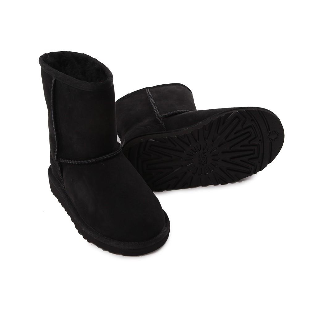 Classic short ugg bottes noir