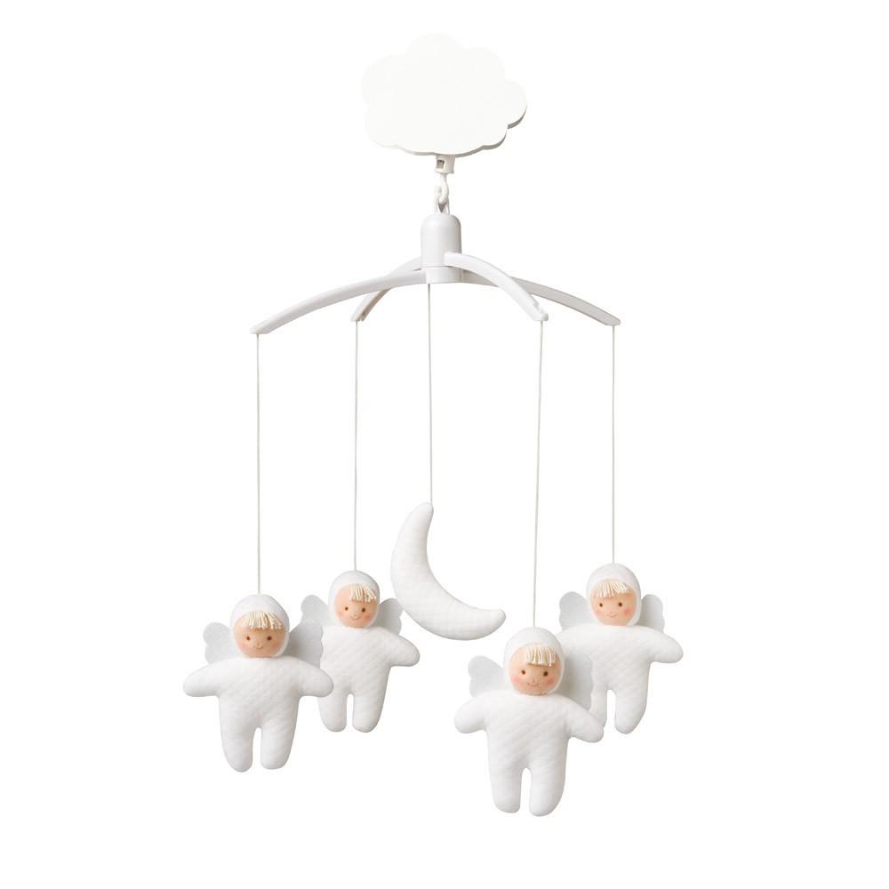 Angels musical mobile trousselier design baby - Design babymobel ...