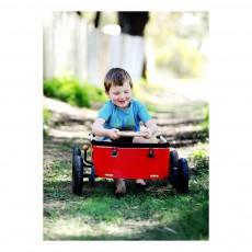 chariot de marche l phant gris moulin roty jouet et loisir. Black Bedroom Furniture Sets. Home Design Ideas