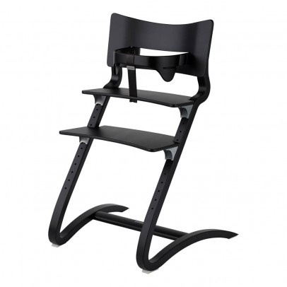 High chairs baby girl - Chaise noire et bois ...