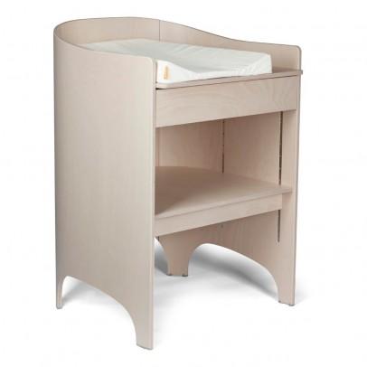 housse de matelas langer lin a gris anthracite leander design. Black Bedroom Furniture Sets. Home Design Ideas