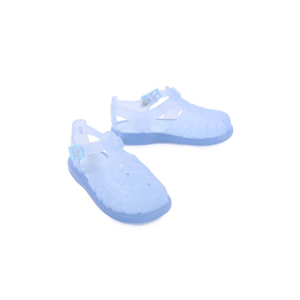 sandales plastique tobby bleu igor chaussure b b enfant. Black Bedroom Furniture Sets. Home Design Ideas