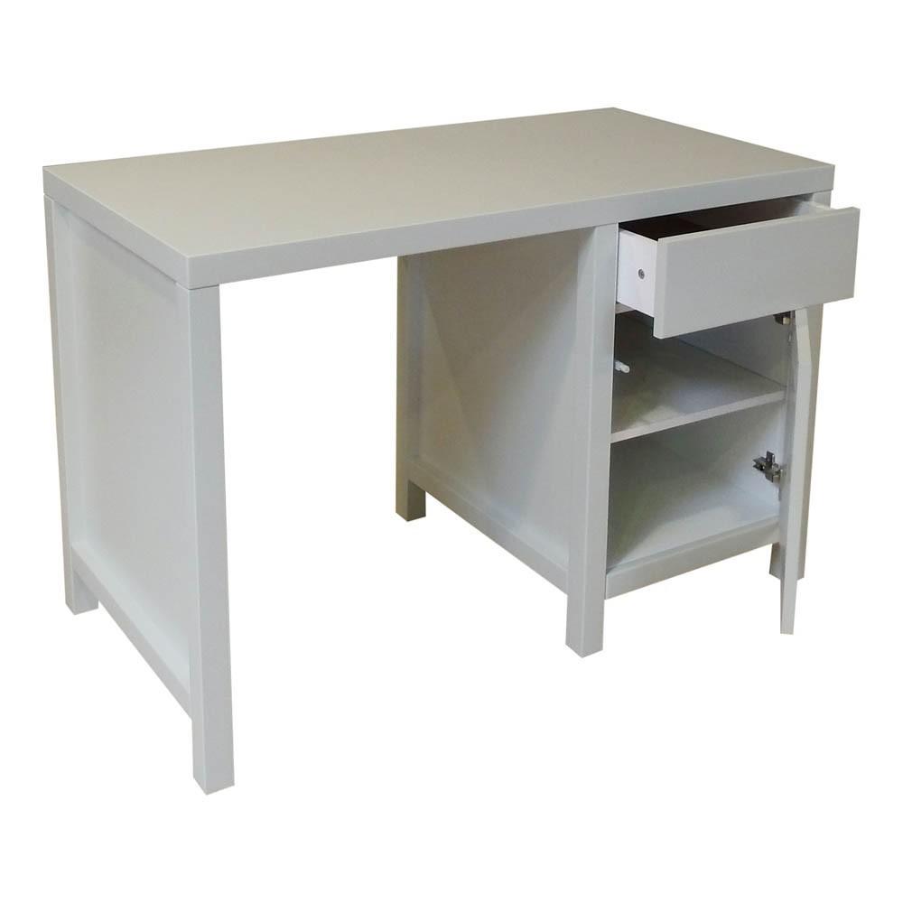 bureau enfant joy gris clair quax design enfant. Black Bedroom Furniture Sets. Home Design Ideas