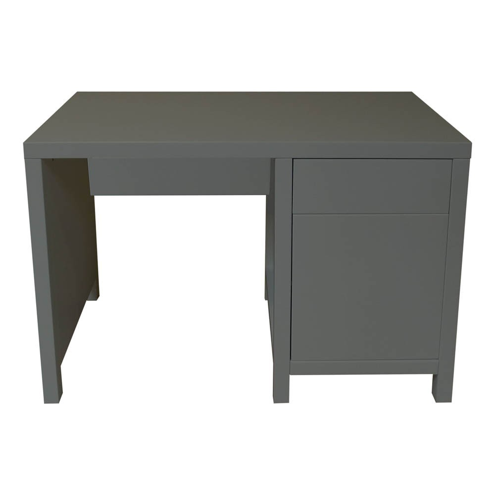 bureau enfant joy gris fonc quax design enfant. Black Bedroom Furniture Sets. Home Design Ideas
