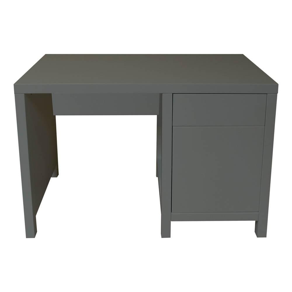 bureau enfant joy gris fonc quax design enfant. Black Bedroom Furniture Sets. Home Design Ideas
