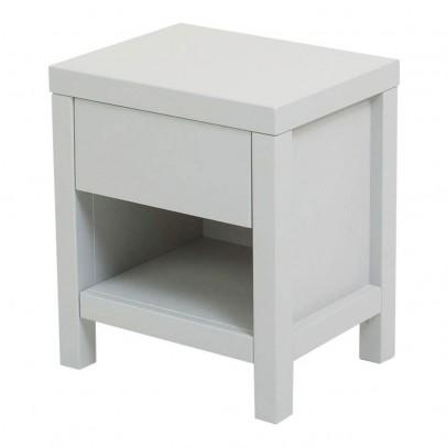 Armoire 3 portes trendy blanc quax design enfant - Petite table de nuit ...