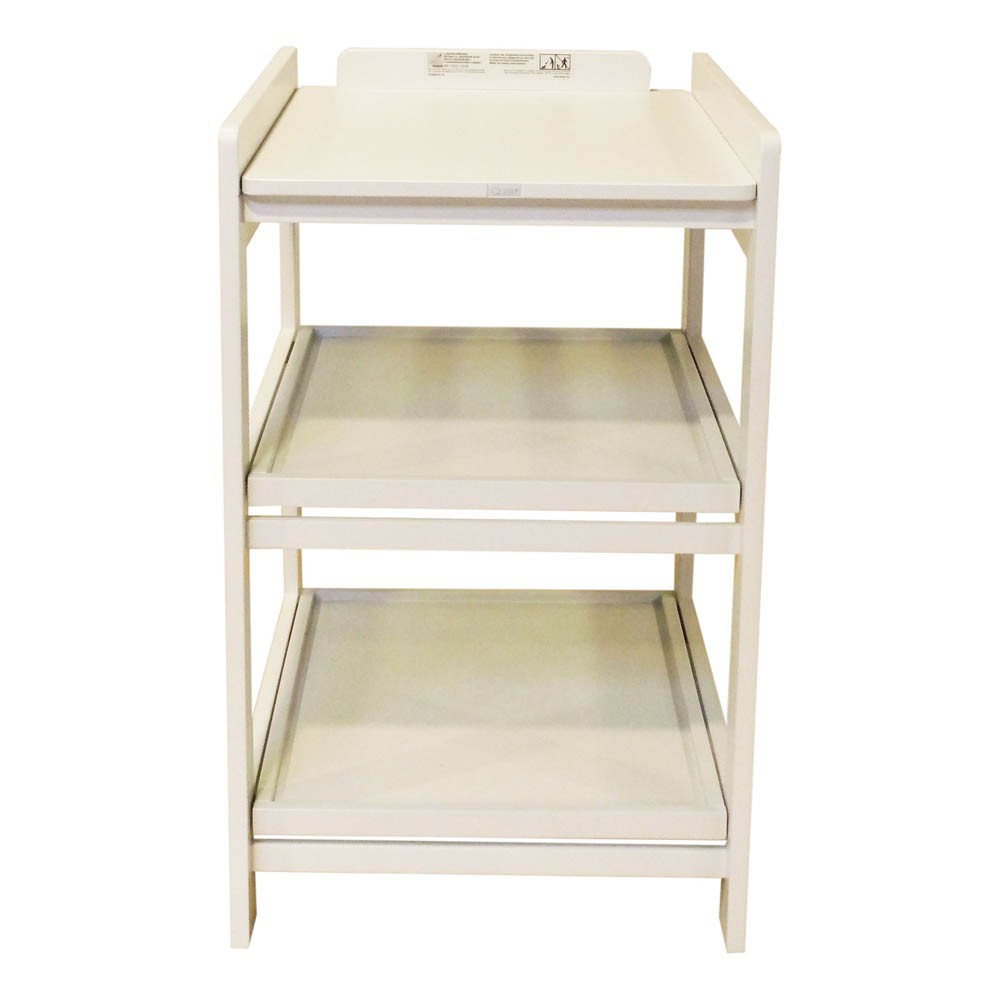 Table langer comfort tag res extractibles blanc quax - Table a langer compact ...