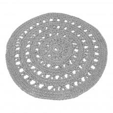 panier crochet gris anthracite naco design enfant. Black Bedroom Furniture Sets. Home Design Ideas