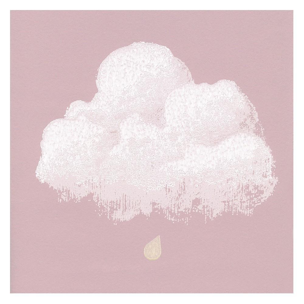 Papel pintado nube de algod n rosa bartsch design infantil - Papel pintado rosa ...