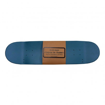 Skateboard Möbel Skateboard Regal Blau