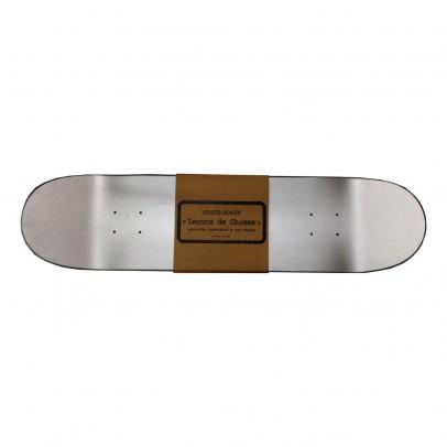Skateboard Möbel Skateboard Regal Silber U2026
