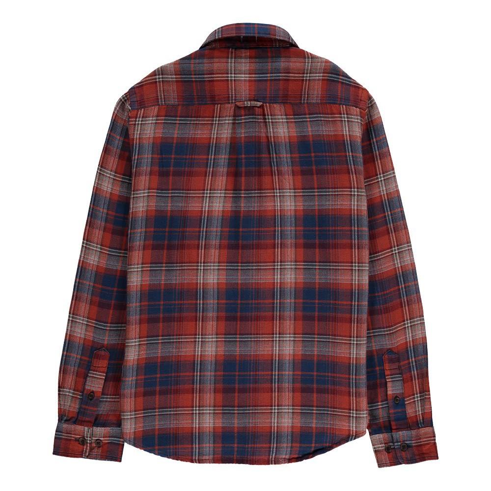 chemise carreaux rouge ao76 mode adolescent enfant. Black Bedroom Furniture Sets. Home Design Ideas