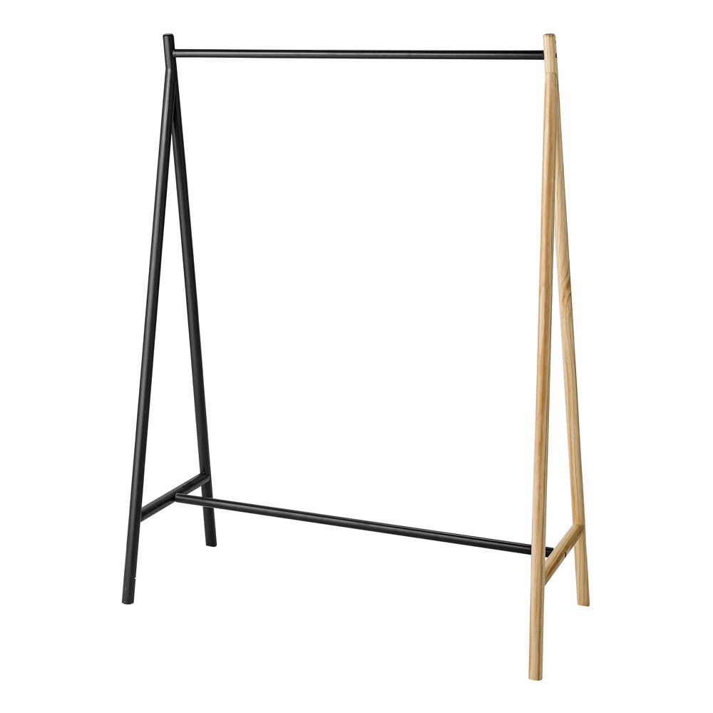 Kleiderständer Aus Holz Design ~ Kleiderständer aus Holz und Metal Schwarz Bloomingville Design