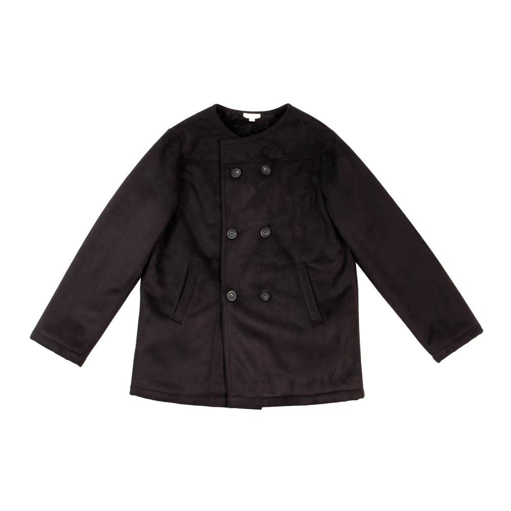manteau laurent collection ado et femme noir talc mode. Black Bedroom Furniture Sets. Home Design Ideas