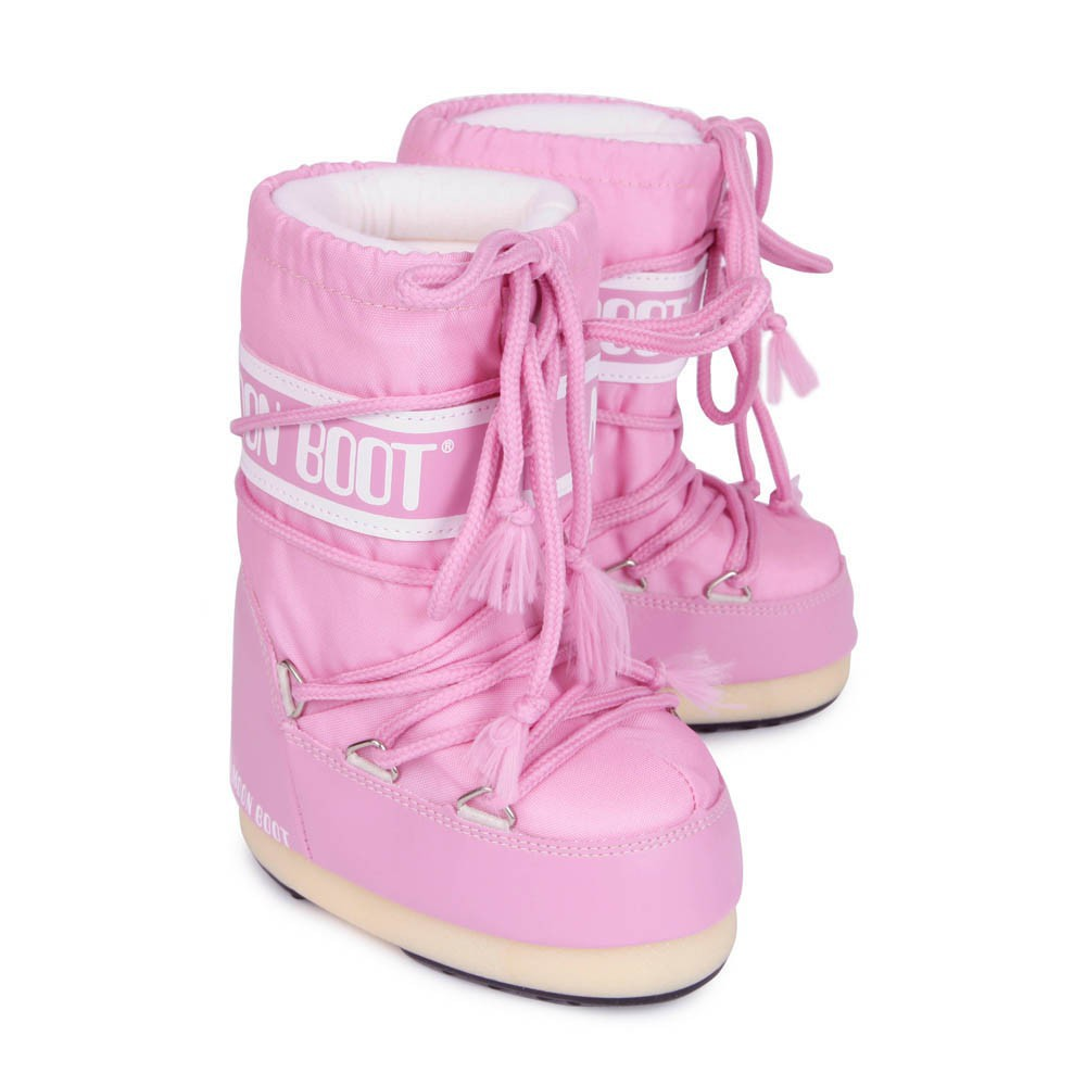 moon boot pale pink moon boot shoes baby children