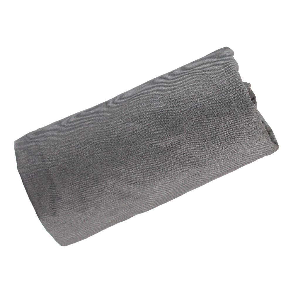 Drap housse imperm able gris candide design b b enfant for Housse impermeable