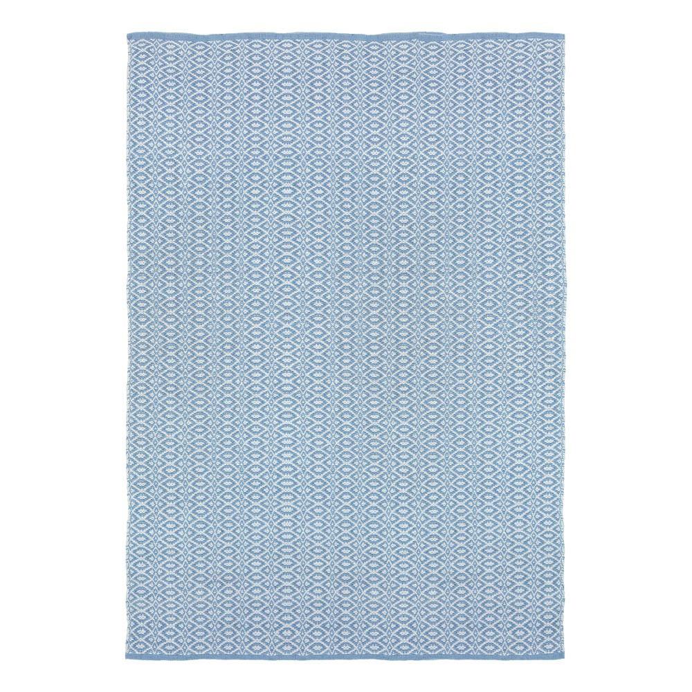 Tapis en coton bergen bleu liv interior design enfant