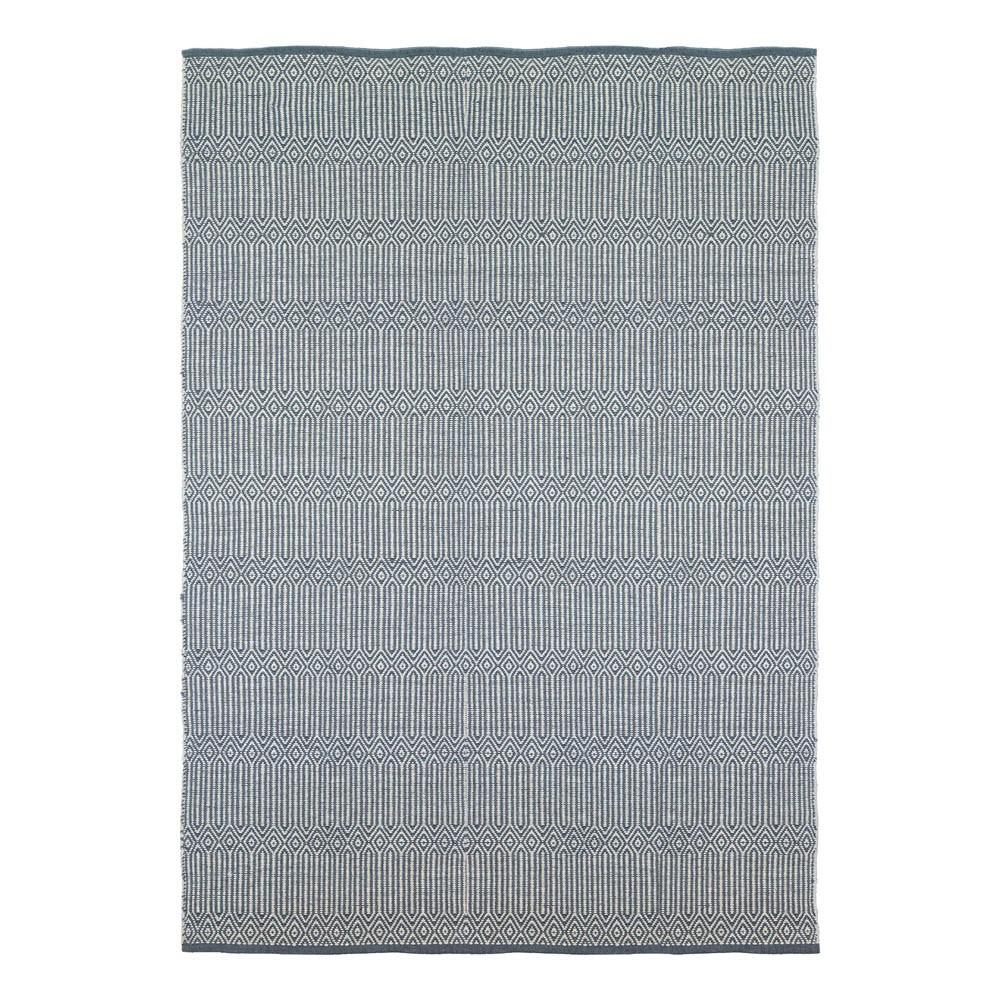 Alfombra de algod n braid gris liv interior design adulto - Alfombras de algodon ...