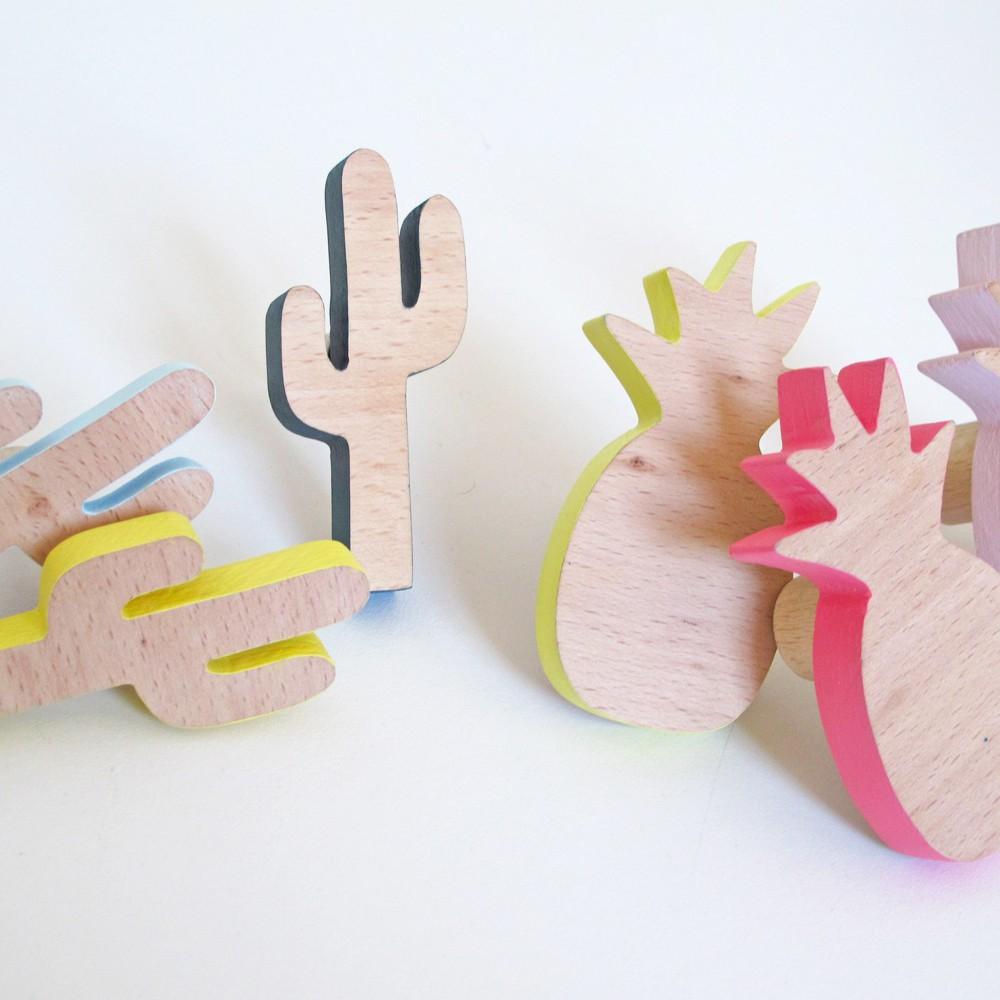 pat re cactus jaune blossom paris design enfant. Black Bedroom Furniture Sets. Home Design Ideas