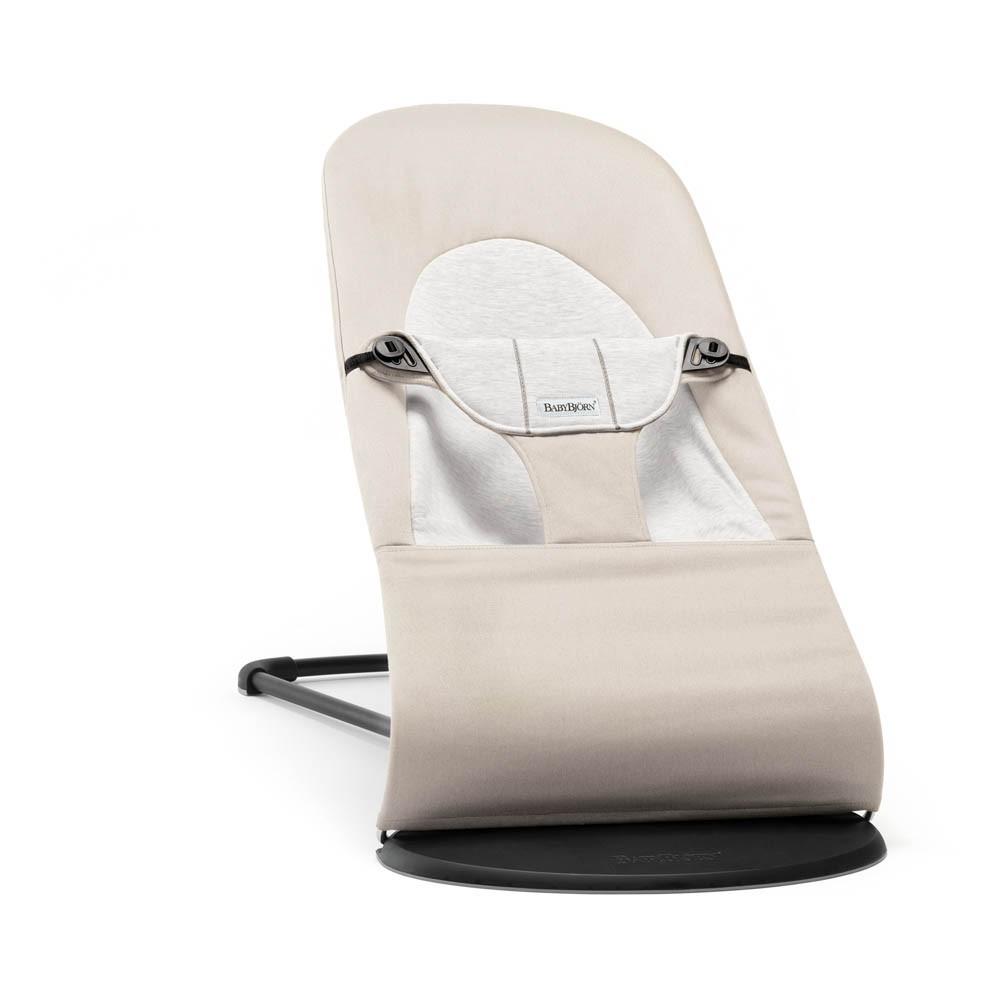 transat balance soft coton jersey beige et gris babybj rn design. Black Bedroom Furniture Sets. Home Design Ideas