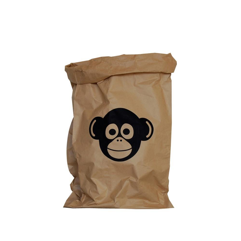 sac de rangement kolor singe naturel adonde design enfant. Black Bedroom Furniture Sets. Home Design Ideas