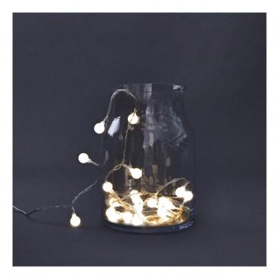 leuchtende lichterkette 20 kugeln kesington la case de cousin. Black Bedroom Furniture Sets. Home Design Ideas