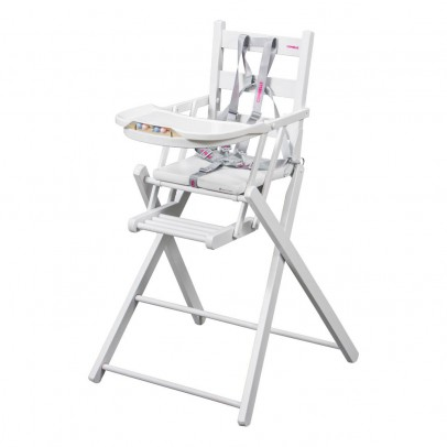 High chairs baby girl for Chaise haute combelle pliante