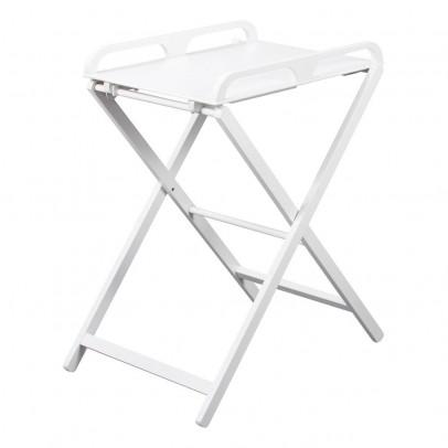 Travel highchair natural combelle design baby - Table a langer pliante ...