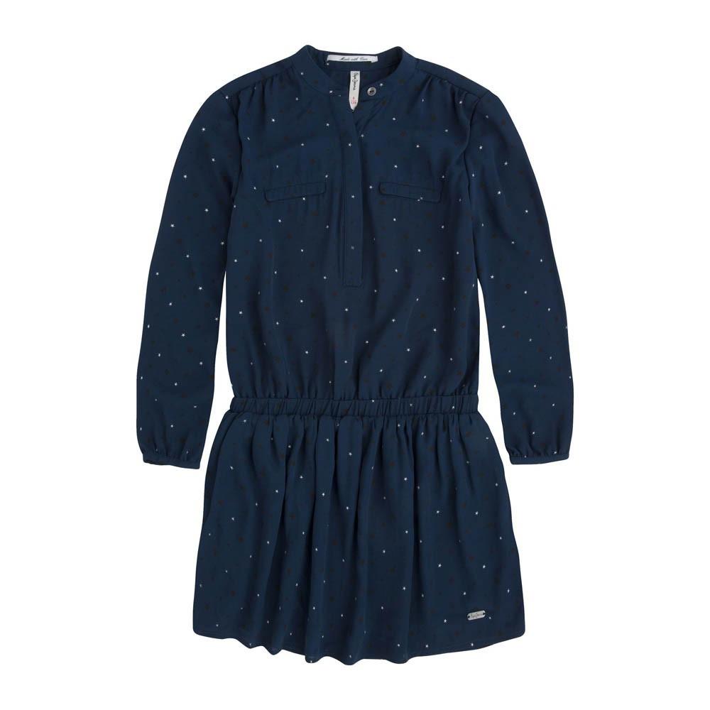 Joven Vestido Pepe Azul Dahlia Noche Infantil Moda Jeans 7qpRfw