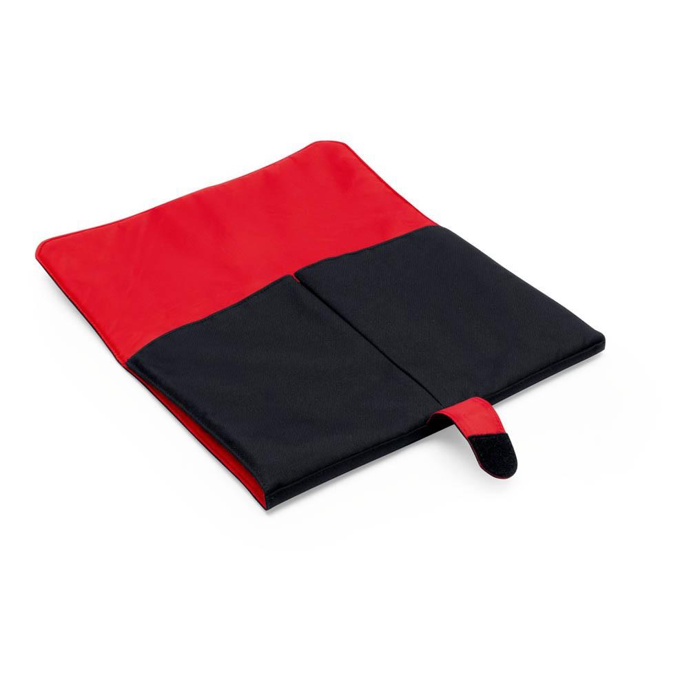Sac avec int rieur rouge noir bugaboo design b b for Interieur rouge
