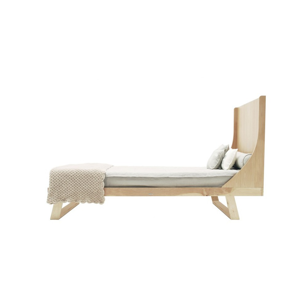 Nido bed 190 x 90 cm natural krethaus design children for Canape nido 90
