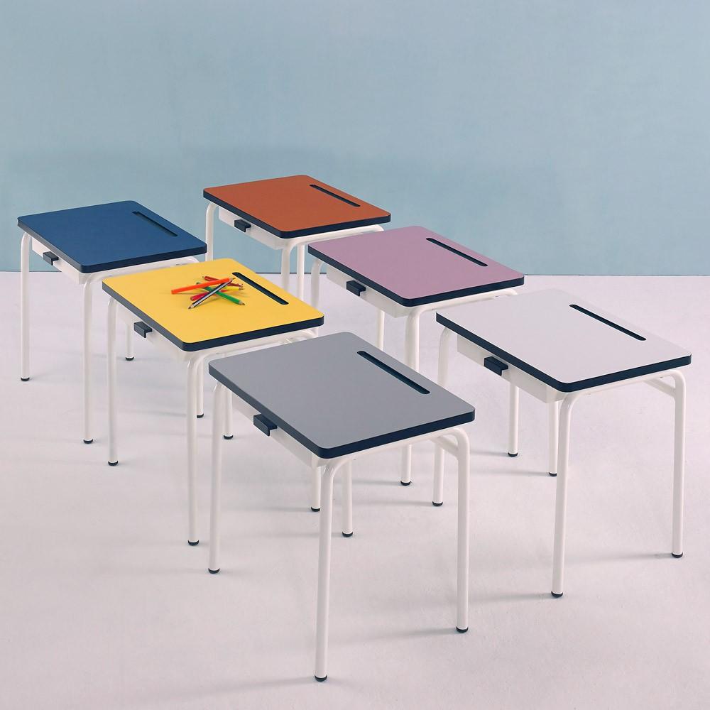 bureau enfant r gine vieux rose les gambettes design enfant. Black Bedroom Furniture Sets. Home Design Ideas