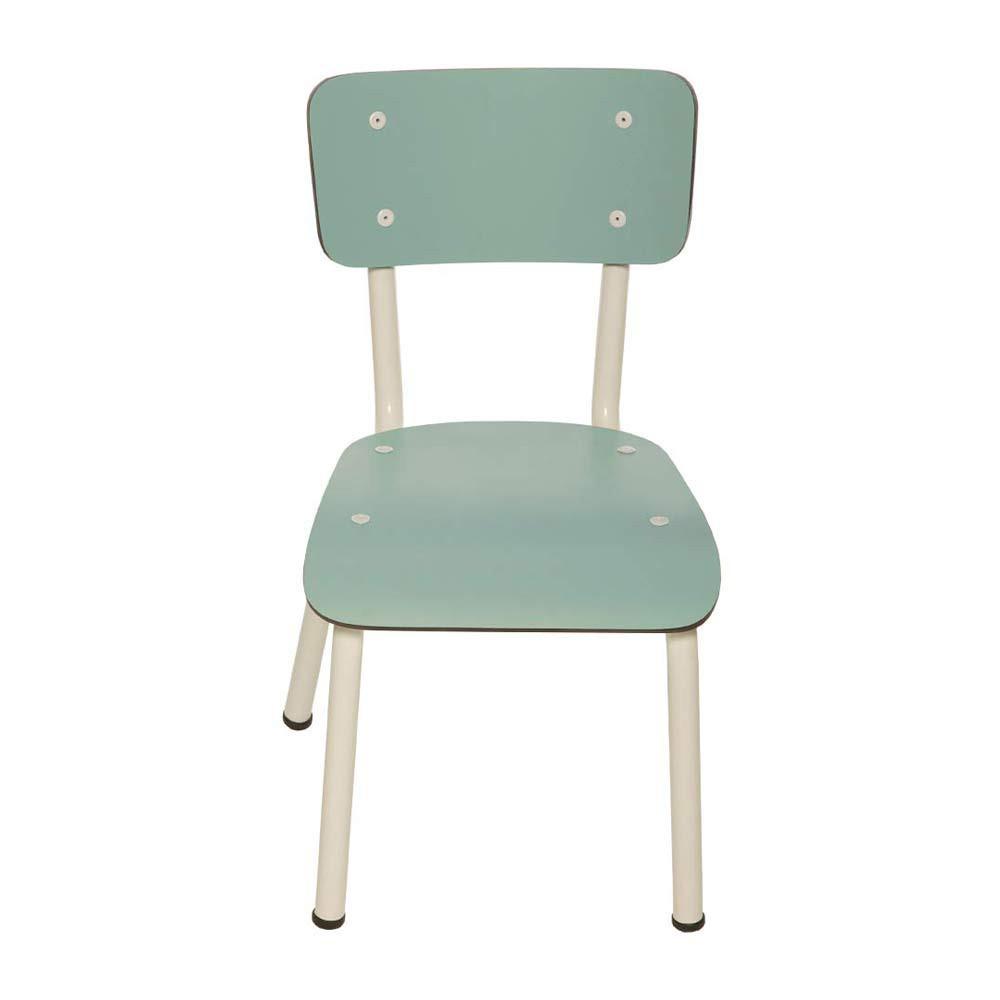 chaise enfant little suzie bleu jade les gambettes design. Black Bedroom Furniture Sets. Home Design Ideas
