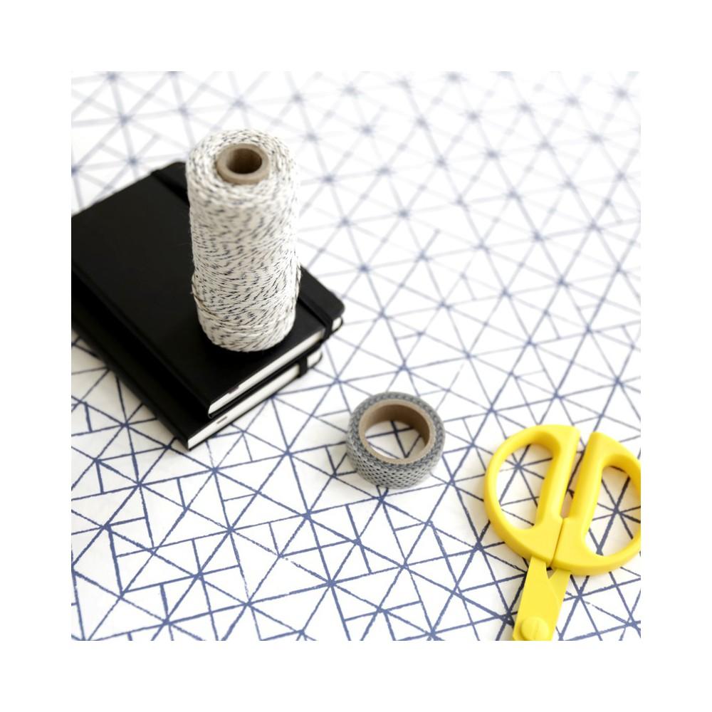 papier peint modular 182x280 cm 2 l s bleu gris bien fait. Black Bedroom Furniture Sets. Home Design Ideas