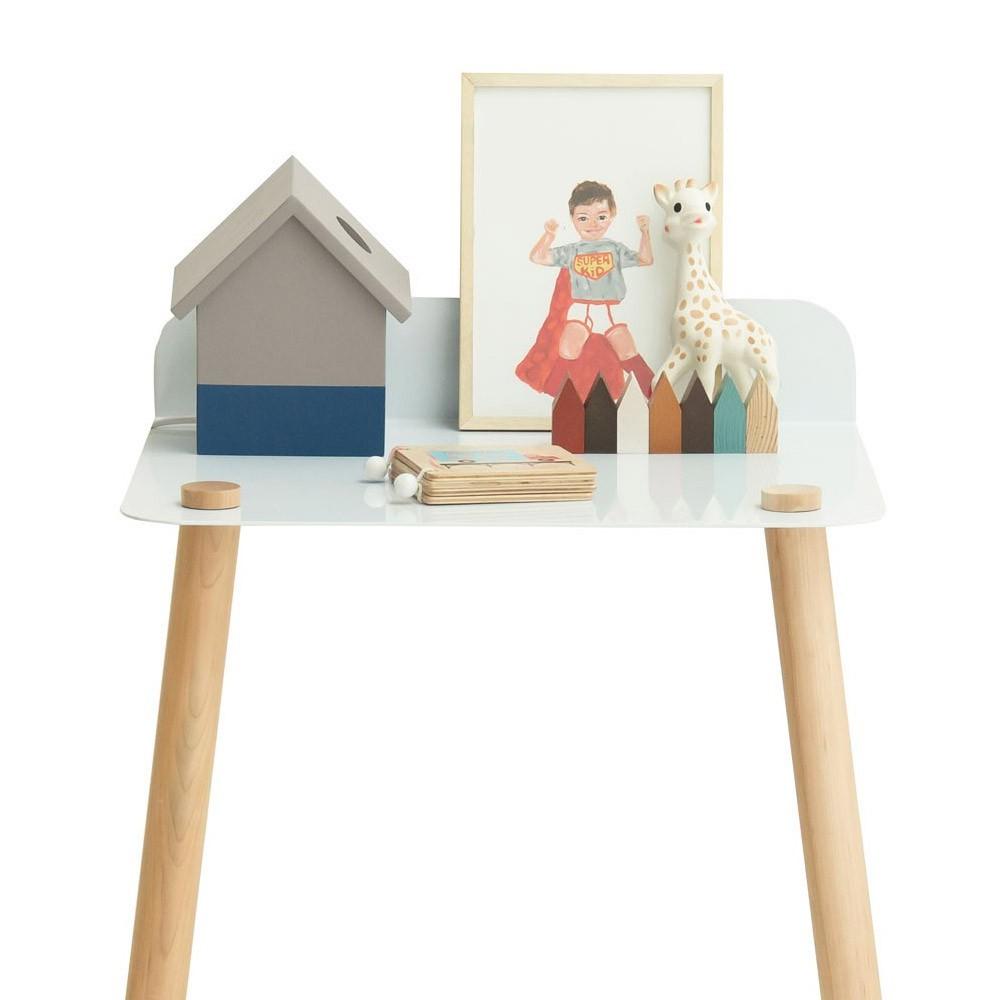 Table De Nuit Oriente Naturel Krethaus Design Enfant