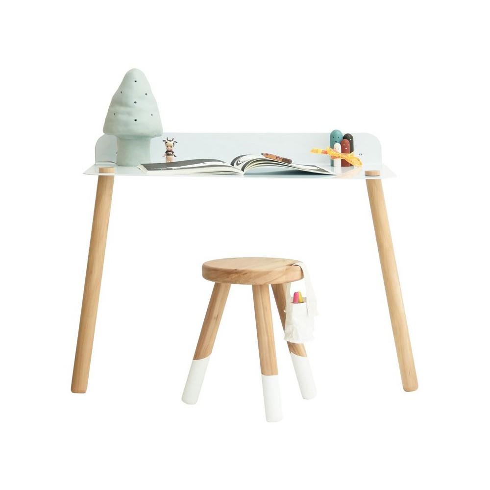 schreibtisch mini oriente natur krethaus design kind. Black Bedroom Furniture Sets. Home Design Ideas