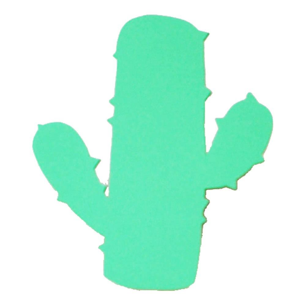 Applique cactus vert april eleven design enfant