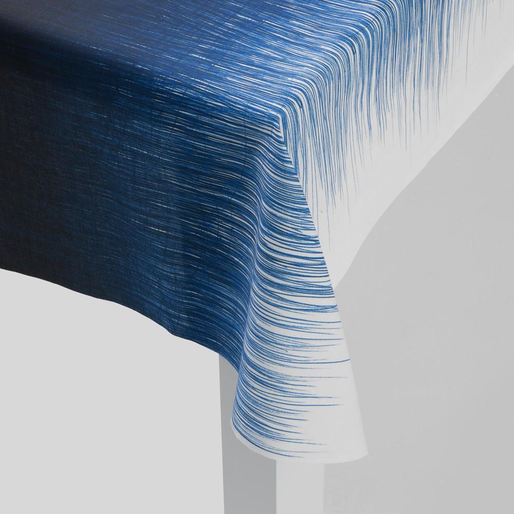 nappe en coton imprim 140x240 cm bleu ferm living design. Black Bedroom Furniture Sets. Home Design Ideas