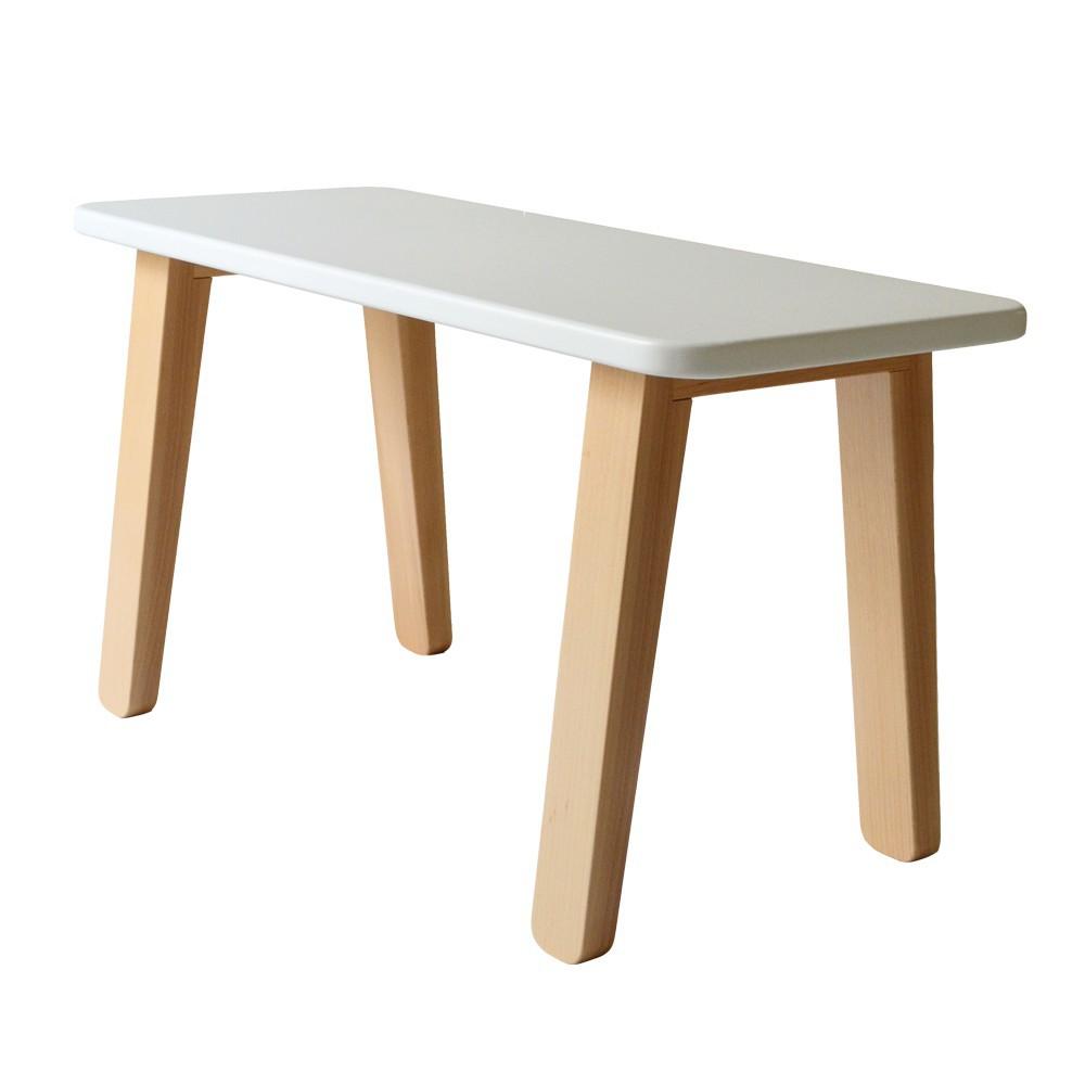 bureau enfant banc adulte blanc mum and dad factory design. Black Bedroom Furniture Sets. Home Design Ideas