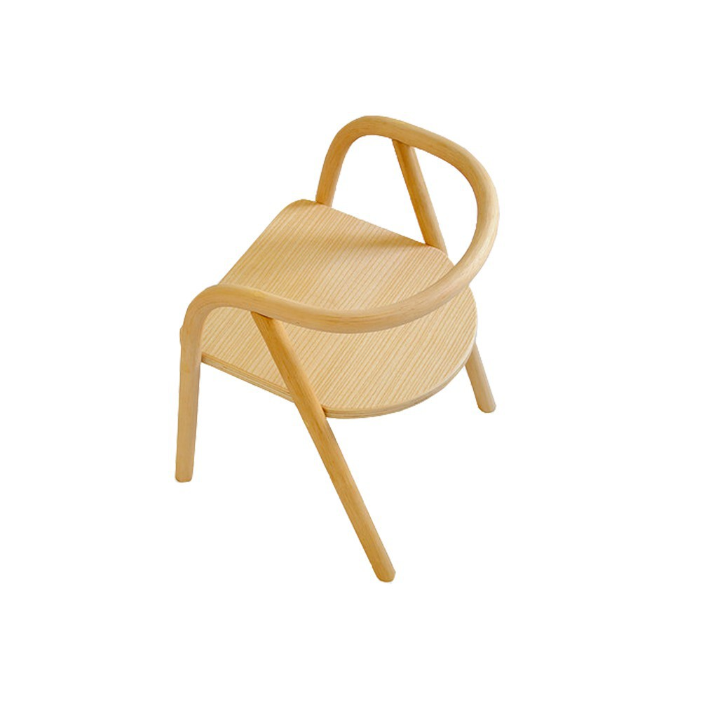 Chaise enfant en rotin naturel mum and dad factory design for Chaise en rotin enfant