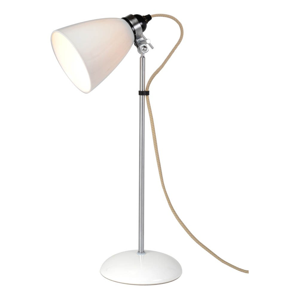 Hector dome table lamp white original btc design teen children - Table lamps for teens ...