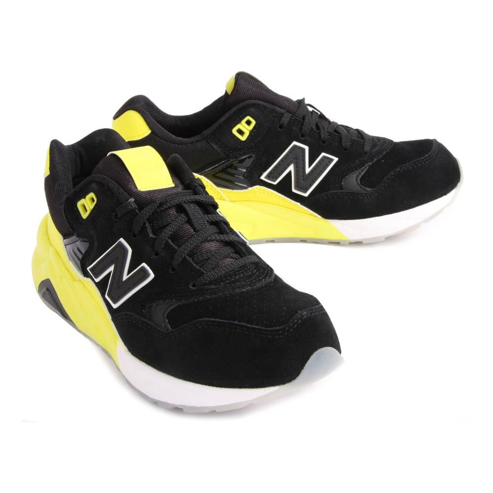 new balance noir et jaune fluo
