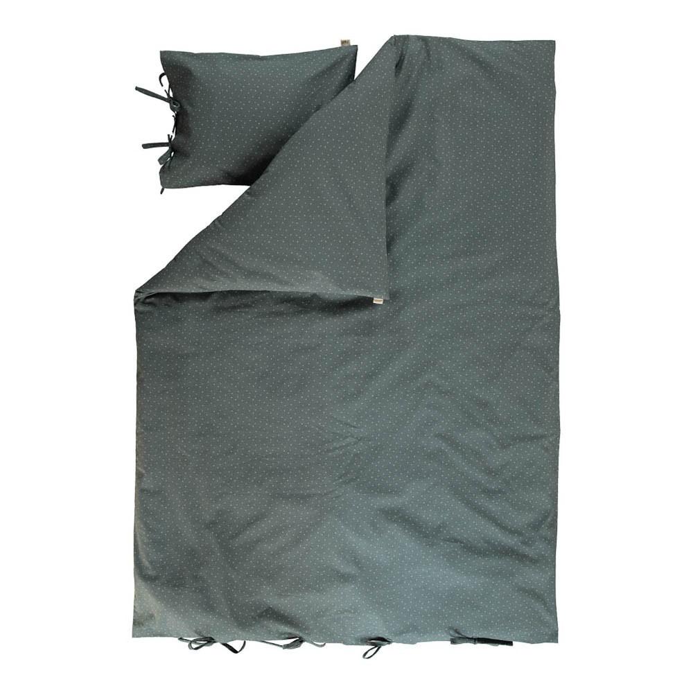 parure de lit bleu gris et toiles grises bleu gris numero 74. Black Bedroom Furniture Sets. Home Design Ideas