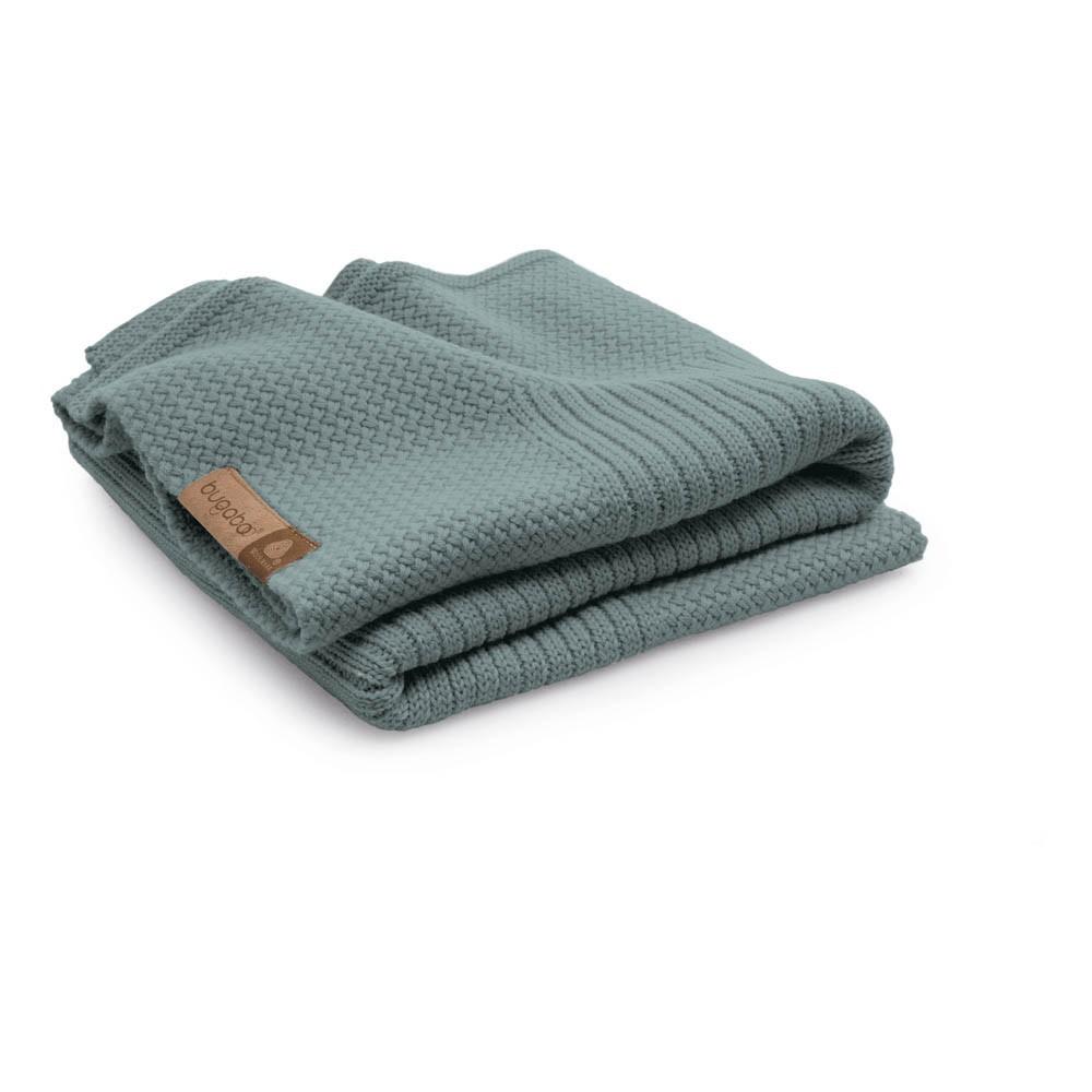 couverture en laine 80x100 cm bleu p trole bugaboo design b b. Black Bedroom Furniture Sets. Home Design Ideas
