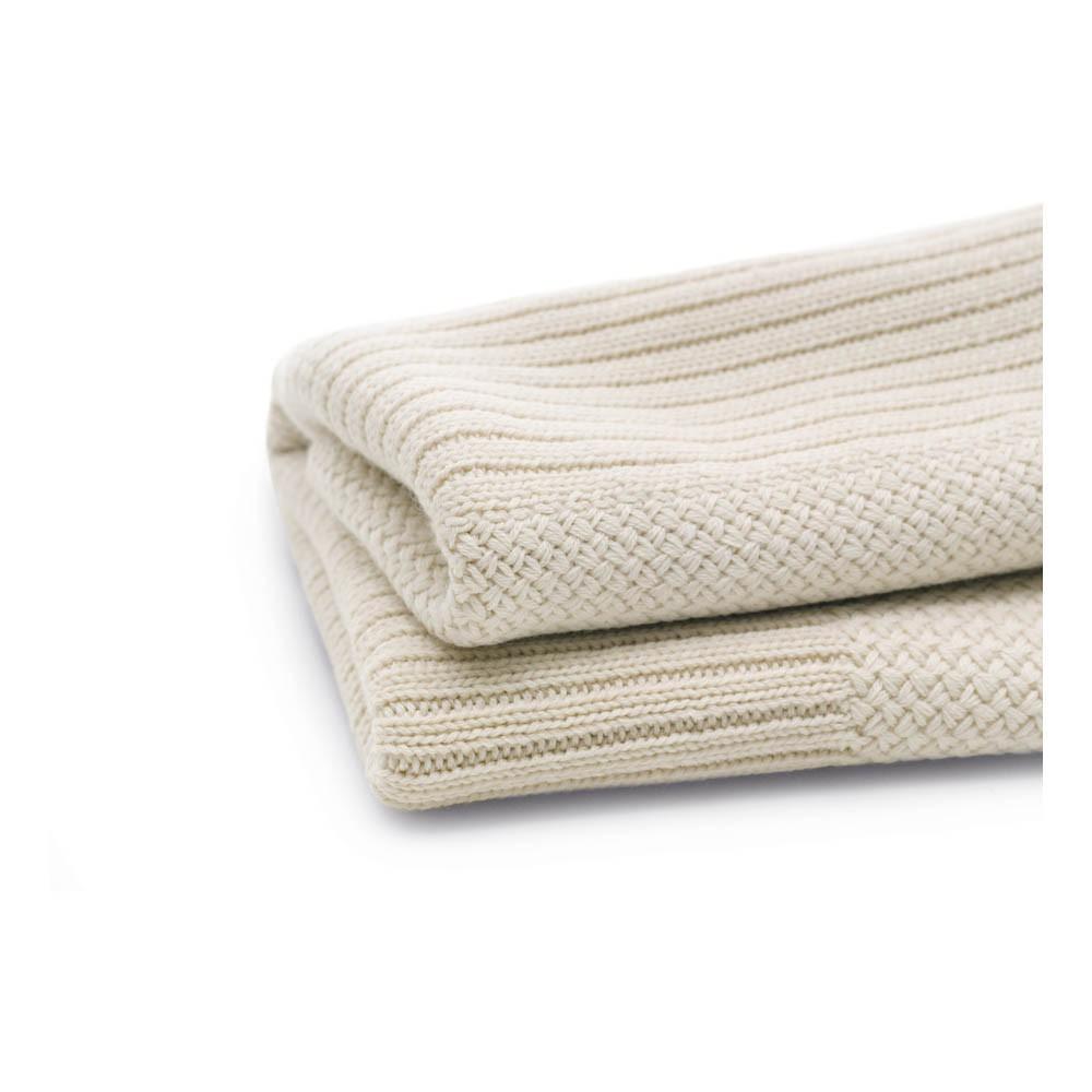 couverture en laine 80x100 cm blanc cass bugaboo design b b. Black Bedroom Furniture Sets. Home Design Ideas