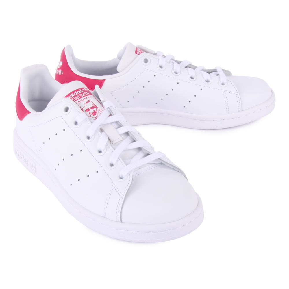 Stan Smith Rosa Weiß