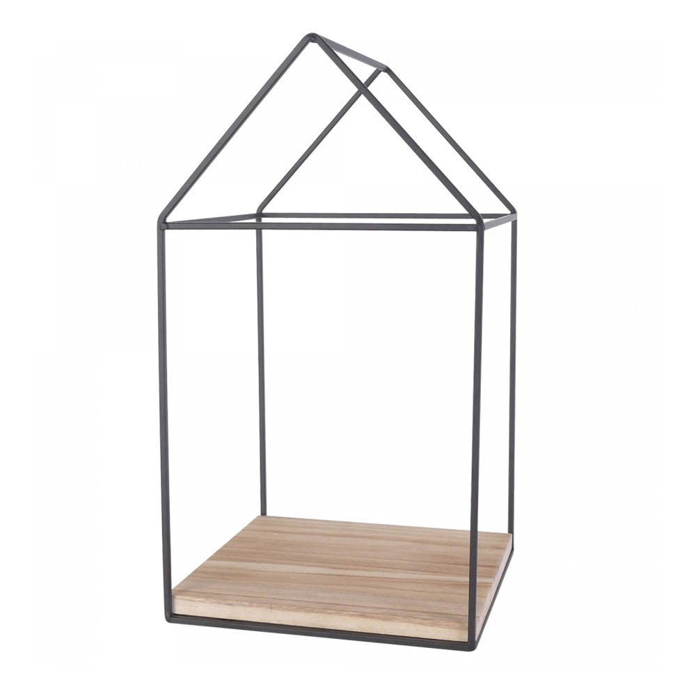 Maison en bois et m tal noir smallable home design adolescent - Maison bois metal ...