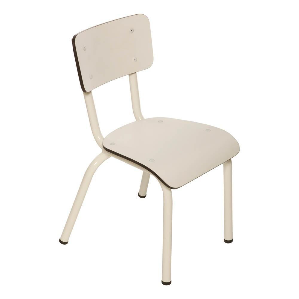 chaise enfant little suzie blanc les gambettes design enfant. Black Bedroom Furniture Sets. Home Design Ideas