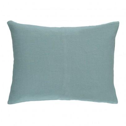 Rideau pais en canvas de lin blanc linge particulier design - Housse de coussin lin lave ...